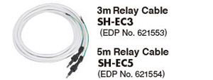 Relay Cables for SH Series Ion Bars