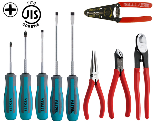 Tool Sets : Electrician Kit